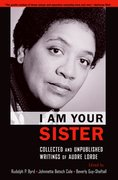 Cover for I Am Your Sister