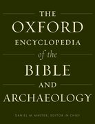 Cover for Oxford Encyclopedia of the Bible and Archaeology