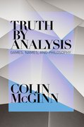 Cover for Truth by Analysis