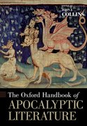 Cover for The Oxford Handbook of Apocalyptic Literature