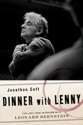 Cover for Dinner with Lenny