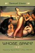 Cover for Whose Spain?