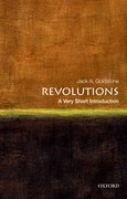 Cover for Revolutions: A Very Short Introduction
