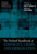 Cover for The Oxford Handbook of Ethnicity, Crime, and Immigration