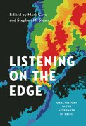Cover for Listening on the Edge