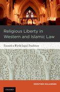 Cover for Religious Liberty in Western and Islamic Law