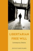 Cover for Libertarian Free Will