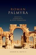 Cover for Roman Palmyra