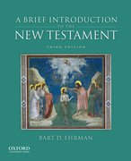 Cover for A Brief Introduction to the New Testament