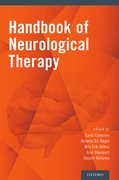 Cover for Handbook of Neurological Therapy