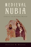 Cover for Medieval Nubia