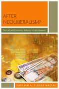 Cover for After Neoliberalism?