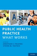 Cover for Public Health Practice