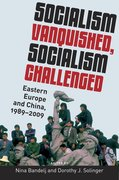 Cover for Socialism Vanquished, Socialism Challenged