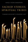 Cover for Sacred Stories, Spiritual Tribes