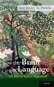 Cover for How the Brain Got Language