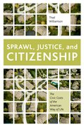 Cover for Sprawl, Justice, and Citizenship