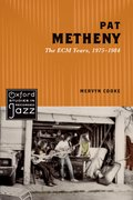 Cover for Pat Metheny - 9780199897667