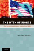 Cover for The Myth of Rights