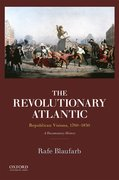Cover for The Revolutionary Atlantic