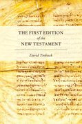 Cover for The First Edition of the New Testament