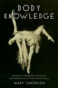 Cover for Body Knowledge
