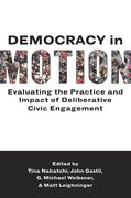 Cover for Democracy in Motion