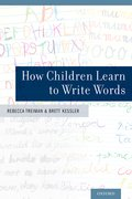 Cover for How Children Learn to Write Words