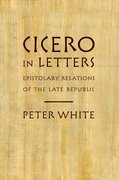 Cover for Cicero in Letters