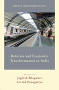 Cover for Reforms and Economic Transformation in India