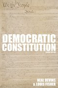 Cover for The Democratic Constitution, 2nd Edition