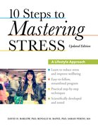 Cover for 10 Steps to Mastering Stress