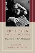 Cover for The Russian Violin School