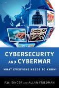 Cover for Cybersecurity and Cyberwar