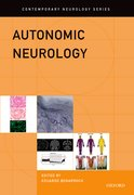 Cover for Autonomic Neurology