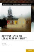 Cover for Neuroscience and Legal Responsibility