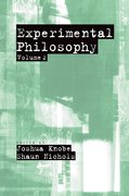 Cover for Experimental Philosophy