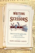 Cover for Writing with Scissors