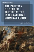 Cover for The Politics of Gender Justice at the International Criminal Court