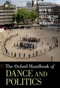 Cover for The Oxford Handbook of Dance and Politics