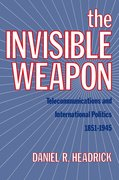 Cover for The Invisible Weapon