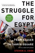 Cover for The Struggle for Egypt