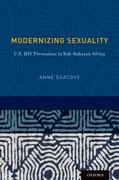 Cover for Modernizing Sexuality