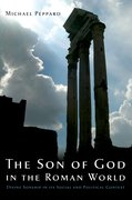 Cover for The Son of God in the Roman World