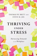 Cover for Thriving Under Stress
