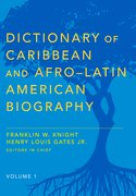 Cover for Dictionary of Caribbean and Afro-Latin American Biography