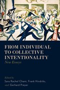 Cover for From Individual to Collective Intentionality
