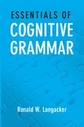 Cover for Essentials of Cognitive Grammar