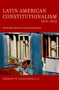 Cover for Latin American Constitutionalism,1810-2010