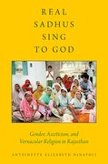 Cover for Real Sadhus Sing to God